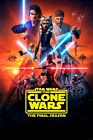 "New Giclée Art Print Disney's TV Series ""Star Wars: The Clone Wars Final Season $10.99 USD on eBay"