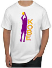Kobe Bryant T-Shirt - KOBE Los Angeles Lakers NBA Uniform Jersey #24 #8 Mamba on eBay