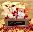Gift Basket Personalized Valentines Day Mothers Day Christmas Birthday Hamper