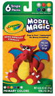 Crayola Model Magic Non-Toxic Modeling Dough Set, 3 oz, Assorted Primary Color, image