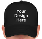 Personalized Custom Baseball Cap. Free Shipping! Design The Way You Want!