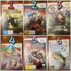 Video Game Bundle Lot Individual Sale XBOX 360 PS3 WII
