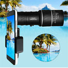 UPGRADE WATERPROOF 16X52 HIGH DEFINITION MONOCULAR TELESCOPE-BAK4 PRISM + Holder