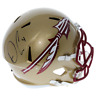 Dalvin Cook Florida State Seminoles Mini Speed Helmet - JSA Authentic