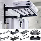Kyпить Wall Mounted Towel Rack Bathroom Hotel Rail Holder Storage Shelf Stainless Steel на еВаy.соm