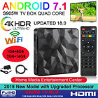 Upgrade Android 7.1 TV Box 4K Smart HD Media Player 2.4G WiFi Quad Core H.265 3D picture