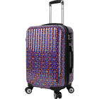 J World New York Titan 20 inch Polycarbonate Carry-on Hardside Carry-On NEW