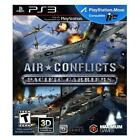 Air Conflicts: Pacific Carriers (Sony PlayStation 3, 2013)