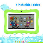"7"" 1024*600 WiFi Connection Kids Tablet Educational Learning Computer EU A3Y8"