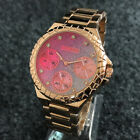 New Fashion Women's Dress Wristwatches Stainless steel Frosted Bear Watch image