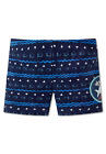 Schiesser Boys Aqua Lf 40 Retro Swim Trunks Fish Sea Swimshorts 104 116 128