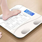 Body Fat Scale Smart Bathroom Weight Scale For Girl Battery Powered/Rechargeable