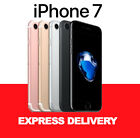 Apple Iphone 7 32gb 128gb 256gb 4g Lte 100% Unlocked Smartphone Refurbished