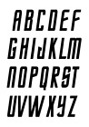 Star Trek - The Original Series Font - Stencil on eBay