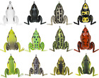 Lunkerhunt Pocket Frog 1 3/4 inch Hollow Body Frog Bass Fishing Surface Bait