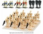 Star Wars Battle Droid Army LEGO Mini Figures Droid Clones Qty 4 - 100 $62.0 USD on eBay