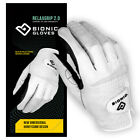 Bionic Golf Glove RelaxGrip 2.0 - Mens Right Hand -XX/Large- White -All Weather