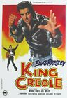 Elvis Presley King Creole reprint mini poster 2 sizes available.