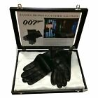 DENTS James Bond Unlined Leather Gloves Black Winter Gift Made In Czech Republic $139.0 AUD on eBay