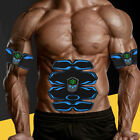 Ultimate ABS Slim Muscle Stimulator Abdominal Training Toning Belt Waist Set USB for sale  Shipping to Ireland