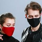 Air Purifying Face Mouth Cover Washable Reusable Cycling Sports Outdoor Lot I9U