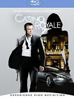 Casino Royale James Bond 007 Blu-ray NEW factory sealed $9.81 CAD on eBay