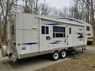rvs campers Holiday Rambler Savoy 29RKS Fifth Wheel Camper