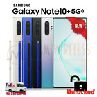 NEW Samsung Galaxy NOTE 10 Plus 5G 256 512GB  GSM Unlocked  AT T  Verizon  TMobile