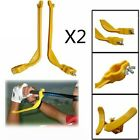 Golf Swing Trainer Tools Practice Guide Training Aid Swing Grip Yellow Color UK