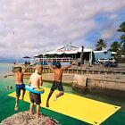 Kyпить 12'x6' 3-layer Floating Pad Water Mat Island XPE Foam Lake Aqua Foam Mat на еВаy.соm