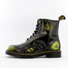 NIB Dr. Martens Unisex Adult 1460 Tartan Plaid Leather 8 Eye Boot  R25244602