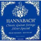 Hannabach 652537 Series 815 Silver Special High Tension String Set for Classic G for sale