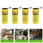 24Pcs Insect Glue Tape Strips Sticky Fly Paper Eliminate Bug Trap Flies Q0O7