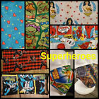 KIDS-Variety of Face Covers for Boys & Girls-TV Cartoons, Marvel, DC Comics image