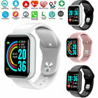 US Waterproof Bluetooth Smart Watch Phone Mate For iphone IOS Android Samsung LG image