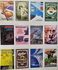 DISNEY PARKS VINTAGE ATTRACTION POSTER ART 12 X 18 RETIRED WEDWAY TOAD MYSTIC