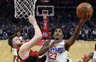 275394 Lou Williams Los Angeles Clippers Basketball NBA Star PRINT POSTER CA on eBay