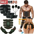 ABS Simulator EMS Training Smart Body Abdominal Muscle Exerciser Hip Trainer USA image
