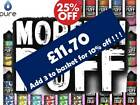 Moreish Puff 100 E Liquid Vape Juice Full Range 70/30 NEW ml Multi Buy Discount