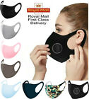 Kyпить Breathable Mask Washable Black Reusable Face Mouth Protection UK на еВаy.соm