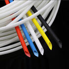 1 25mm Silicone Fiberglass Sleeving Cable Wire HIGH TEMP Insulating Tube Sheath