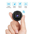 Mini Spy Camera Wireless Wifi IP Home Security HD DVR