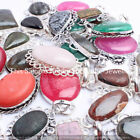 50 Piece Bulk Women Pendant Wholesale Lot 925 Sterling Silver Plated Pendants