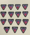 Motorcycles Biker Rocker badges -UNION JACK- Iron Sew On Embroidered Patches £1.99 GBP on eBay