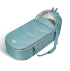 Baby Carrycot Basket Newborn 0-12M Foldable portable bassinet Traveling Bed Crib