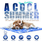 L/XL PET COOLING GEL MAT BED DOG CAT SUMMER HEAT RELIEF NON TOXIC CUSHION PAD US