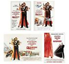 James Bond Movie Poster Prints 007 Film Memorabilia Gift Roger Moore Octopussy £7.59 GBP on eBay