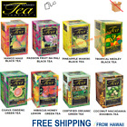 HAWAIIAN ISLANDS TEA Bags All Natural Tropical BLACK GREEN ROOIBOS ORGANIC HERBA