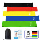 Resistance Bands Loop Kit Weights Home Fitness Latex Gym Workout Set or Singles <br/> 🔥 Fast & Free Shipping 🔥 Perfect For Home Workouts🔥