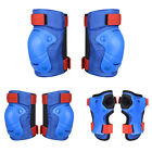 Kids BMX Bike Knee Pads and Elbow Pads with Wrist Guards Protective Gear HJTZ003 image